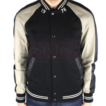 Diesel L-Eddie Men Leather Jackets Fashion Collection Free Shipping