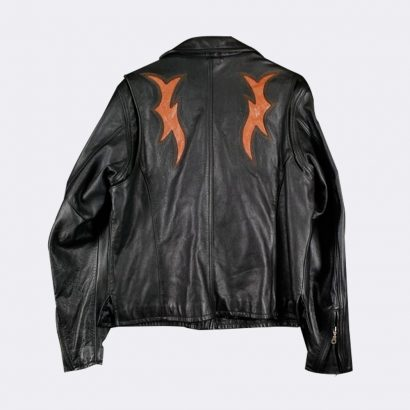 Harley Davidson Biker Leather Jacket Black Womens Motorcycle Collection Free Shipping