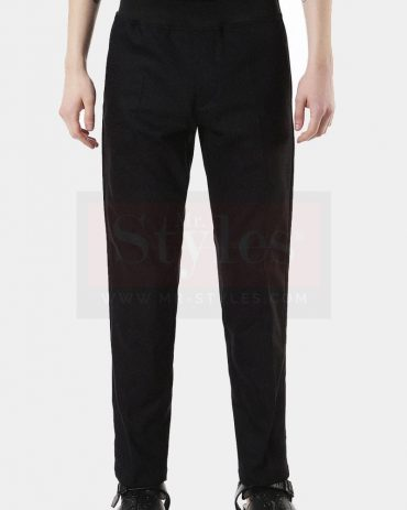 Diesel Paskal Leather Pant Fashion Collection Free Shipping