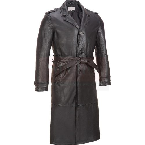 Wilsons Leather Classic Leather Trench Coat Fashion Coats Free Shipping