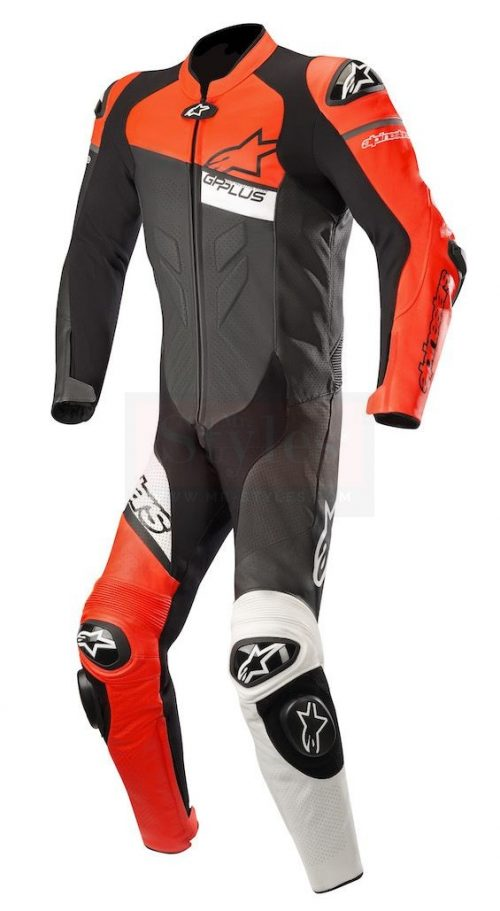 GP Plus Race Suit-Alpinestars Replica Motorcycle Collection Free Shipping