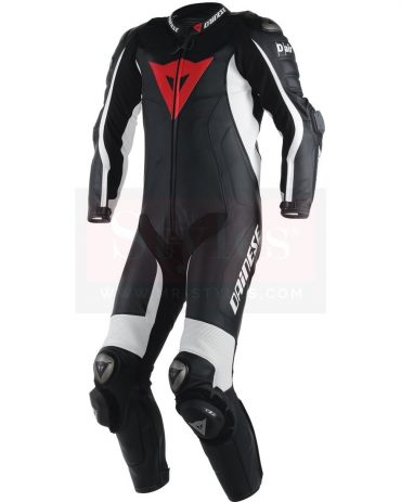 Trickster Perforated Race Suit-Dainese Replica Motorcycle Collection Free Shipping