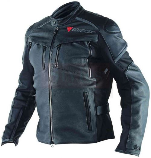 Cruiser D-Dry Men's Motorcycle Leather Jacket-Dainese Replica Motorcycle Collection Free Shipping
