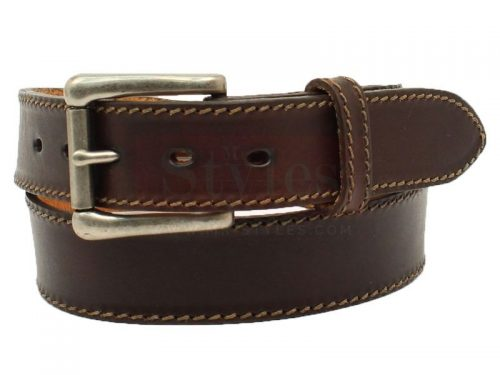 Wilsons Leather Roller Buckle Jean Leather Belt Belts Free Shipping