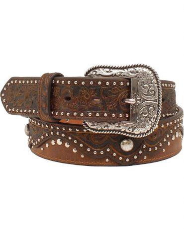 Wilsons Leather Saddle Leather Belt Belts Free Shipping