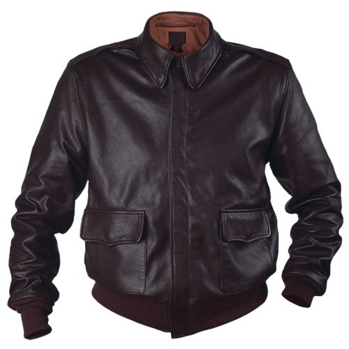 Flight Air Force Leather Bomber Jacket Fashion Collection Free Shipping