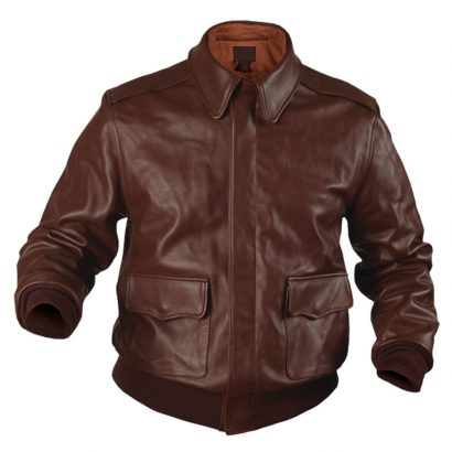 Authentic A2 Leather Flight Jackets Fashion Collection Free Shipping