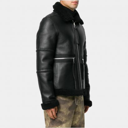 Tan Leather Jacket Mens Black Leather Jacket Fashion Collection Free Shipping