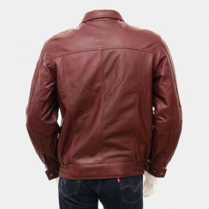 Brown Leather Jackets Fashion Collection Free Shipping