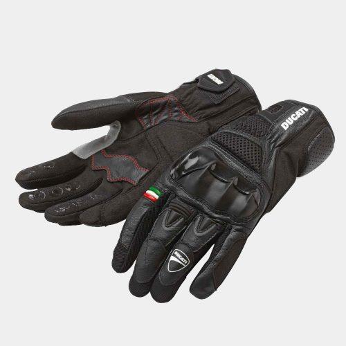 Spidi City 2 Gloves-Ducati Replica Gloves Free Shipping