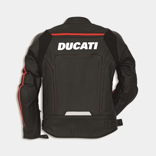 Corse C2 Men's Motorcycle Leather Jacket-Ducari Replica Motorcycle Collection Free Shipping