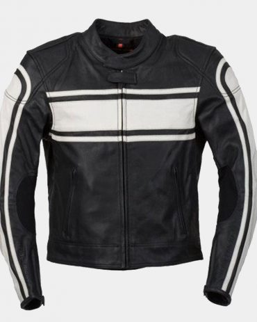 Fyco Leather Racing Jacket Motorbike Collection Free Shipping