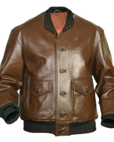 Flying Tigers Fighter G-2 Leather Jacket Fashion Collection Free Shipping