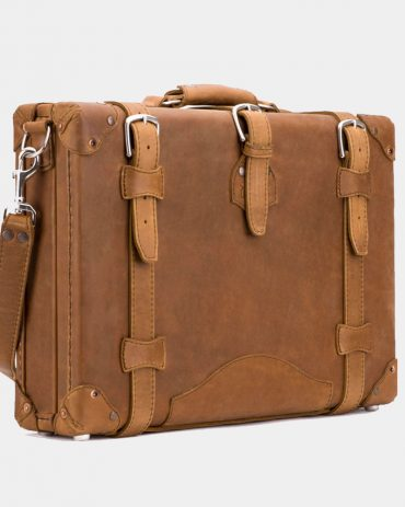saddlebackleather Hardside-Leather-BriefCase Bags Free Shipping
