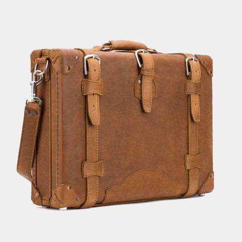 saddlebackleather Hardside-Leather-BriefCase Bags Free Shipping