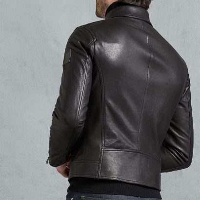 Mr. Styles Men Fashion Leather Coat Fashion Collection Free Shipping