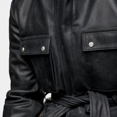Mr-Styles Biker Jacket Leather Fashion Collection Free Shipping