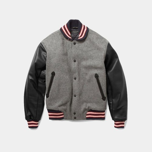 Leather Varsity Jackets Fashion Collection Free Shipping