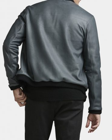 Bottega Veneta Classic Leather Bomber Jacket Fashion Collection Free Shipping