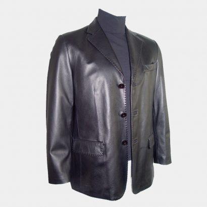 Men's short leather coat Fashion Coats Free Shipping