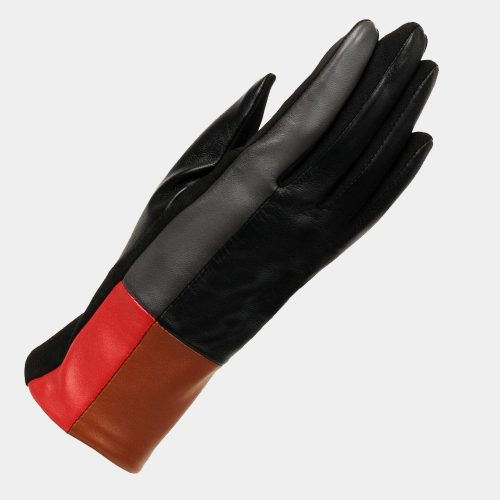 Wilsons Men's Block Leather Gloves Fashion Collection Free Shipping