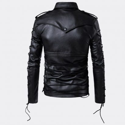 Mens Fashion Jackets Slim Biker Motorcycle Mens Leather Jackets Online Fashion Collection Free Shipping