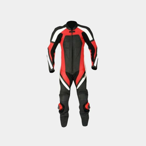 Ribs Leather Racing Suit Motorbike Collection Free Shipping