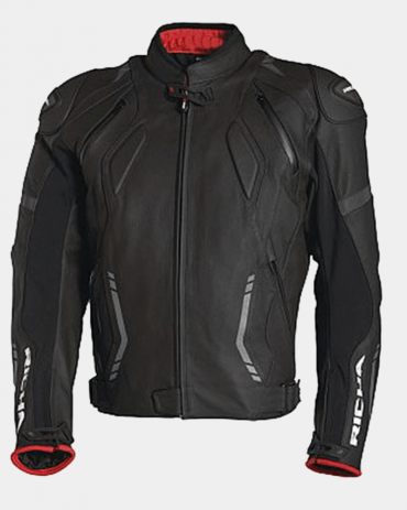 Richa Mugello Mens Motorcycle Leather Jackets Motorbike Jackets Free Shipping