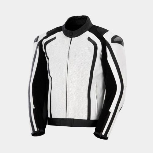 Shaw Leather Racing Jacket MotoGP Leather Jackets Free Shipping