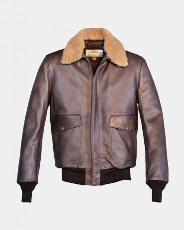 Boston Harbour Replica Bomber Jacket With Leather Sleeves Fashion Jackets Free Shipping