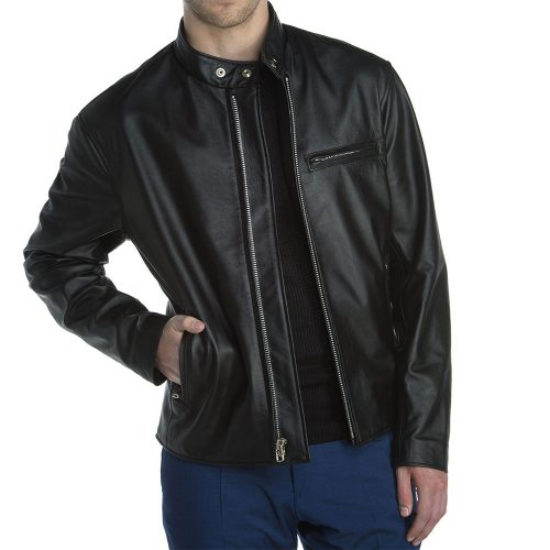 The Sportster Best Leather Bomber Jacket Fashion Collection Free Shipping