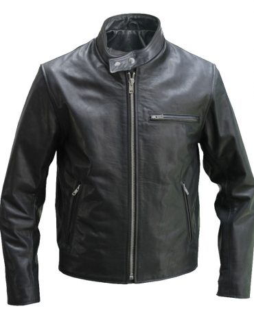 The Sportster Best Leather Bomber Jacket Fashion Jackets Free Shipping