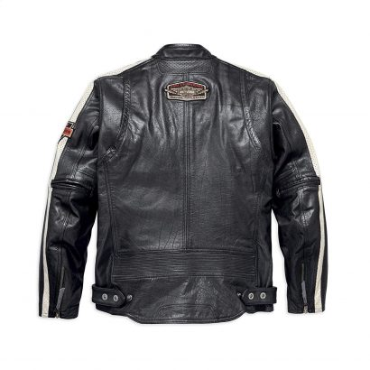 Special Edition Harley Davidson Men's Leather Jacket Motorcycle Collection Free Shipping