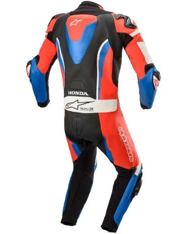 Alpinestars Honda Gp Pro V2 1pc Suit Tech-Air Comp Suits Free Shipping