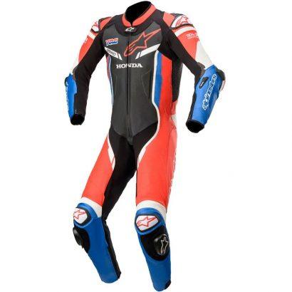 Alpinestars Honda Gp Pro V2 1pc Suit Tech-Air Comp Suits Free Shipping