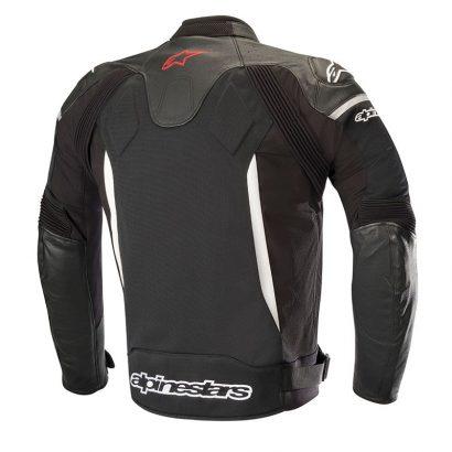 Alpinestars SP-X Leather Jacket Black MotoGP Leather Jackets Free Shipping
