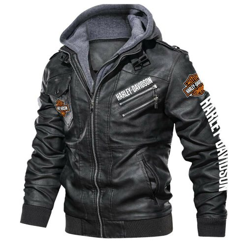 Leather Jacket, Best Gift, New Jacket – So Cool Motorcycle Collection Free Shipping