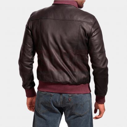 Get in Style With Black Fashion Bomber Jacket Fashion Collection Free Shipping