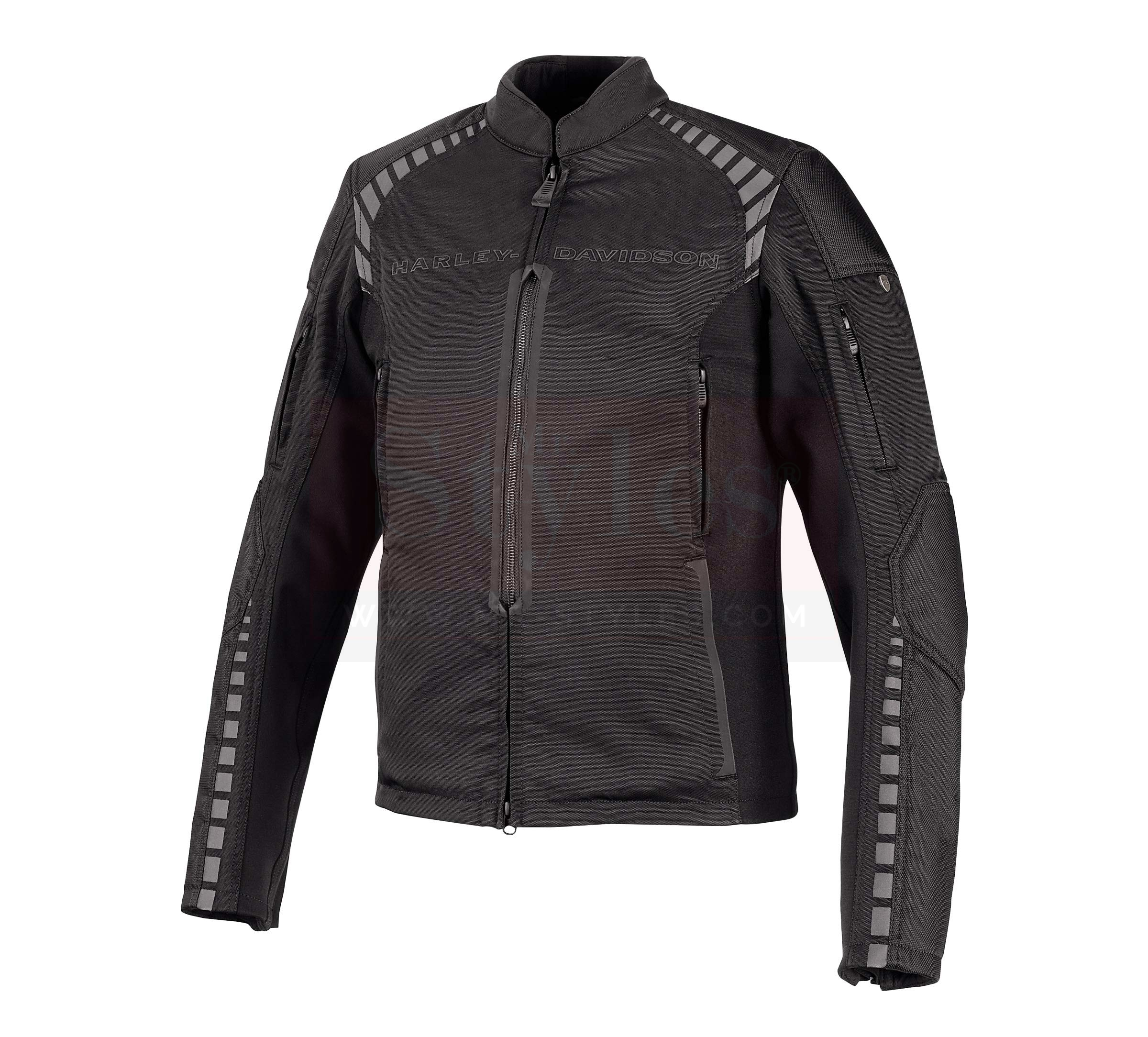 Redline Men's Touring Cowhide Leather Motorcycle Jacket Fashion Collection Free Shipping