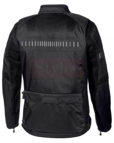 Harley-Davidson Men's Manakiki Slim Fit Riding Jacket Fashion Collection Free Shipping