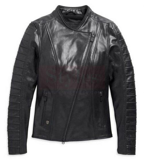 Harley-Davidson Women's Ozello Mesh Riding Functional Jacket Fashion Collection Free Shipping