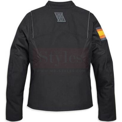 Harley-Davidson Women's Sidari Mesh & Textile Riding Jacket Fashion Collection Free Shipping