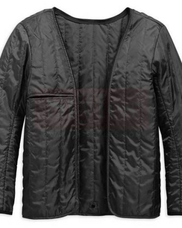 Harley-Davidson Men's Trego Stretch Slim Fit Riding Jacket Fashion Collection Free Shipping