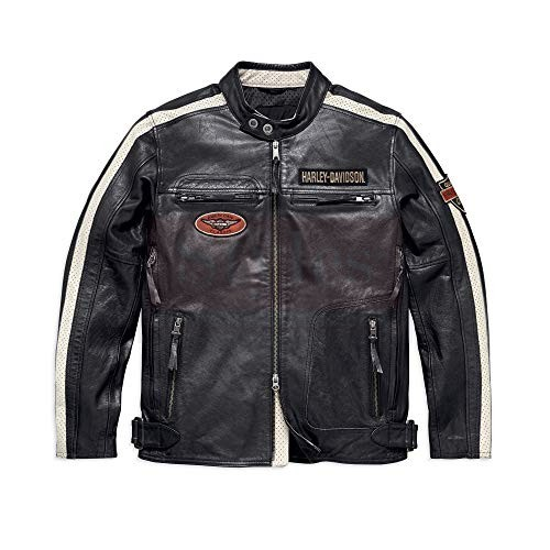 Men's Command Leather Jacket Fashion Collection Free Shipping