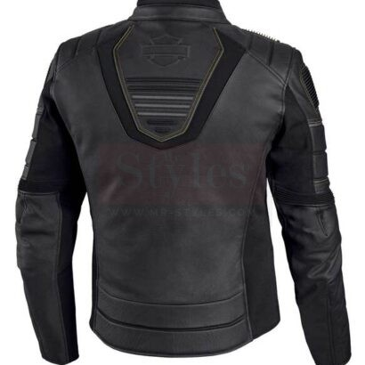 Men's Watt Leather Jacket Fashion Collection Free Shipping
