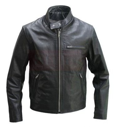 The Sportster Leather Jacket Fashion Collection Free Shipping