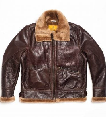 US Made Shearling B3 Flight Jackets Fashion Collection Free Shipping
