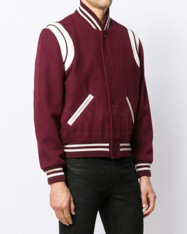 varsity-style bomber Fashion Jackets Free Shipping