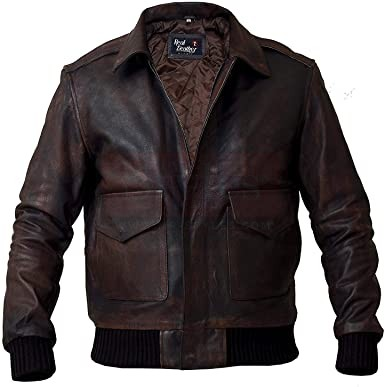 MotoGP Biker Vintage Distressed Leather Jacket MotoGp Collection Free Shipping