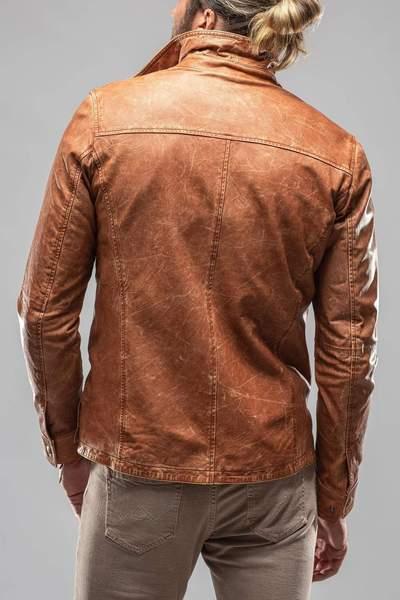 Mr-Styles 12 Month Washed Shirt Jacket Western Jacket Free Shipping